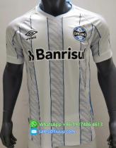 Thai Version Gremio 20/21 Away Soccer Jersey