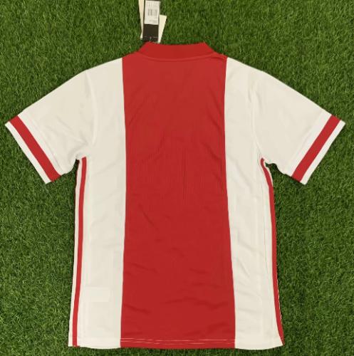 Thai Version Ajax 20/21 Home Soccer Jersey