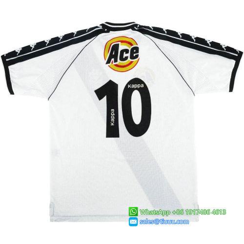 Vasco da Gama 1999-2000 Away Retro Player Jersey