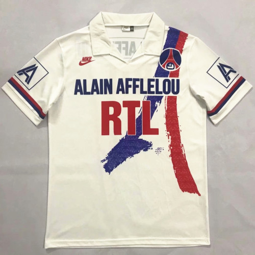 PSG 1990/92 Away Retro Soccer Jersey