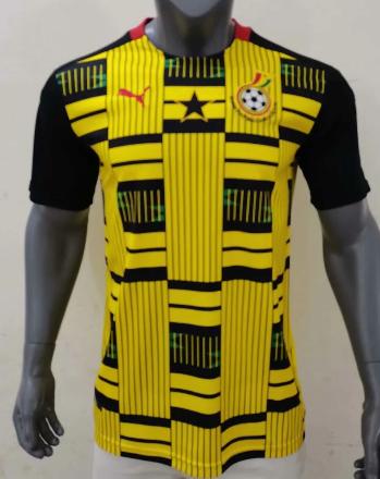 Thai Version Ghana 2020 Away Soccer Jersey