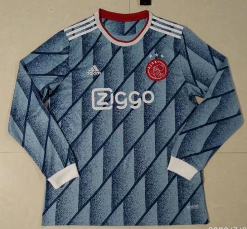 Thai Version Ajax 20/21 Away LS Soccer Jersey