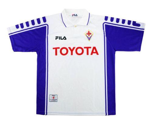 Fiorentina 1999/2000 Away Retro Jersey