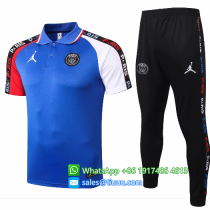 PARIS SAINT-GERMAIN 20/21 Polo and Pants - C500