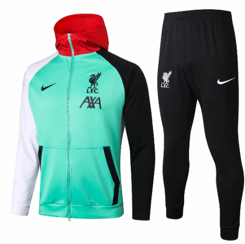 Liverpool 20/21 Hoodie and Pants -F287