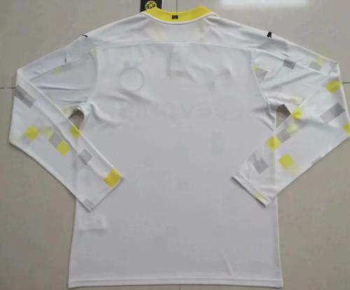 Thai Version Borussia Dortmund 20/21 LS Third Soccer Jersey