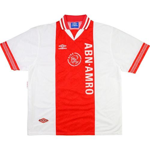 Ajax 1994/95 Home Retro Jersey