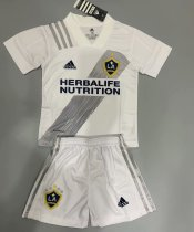 Los Angeles Galaxy 2020 Kids Home Soccer Jersey and Short Kit