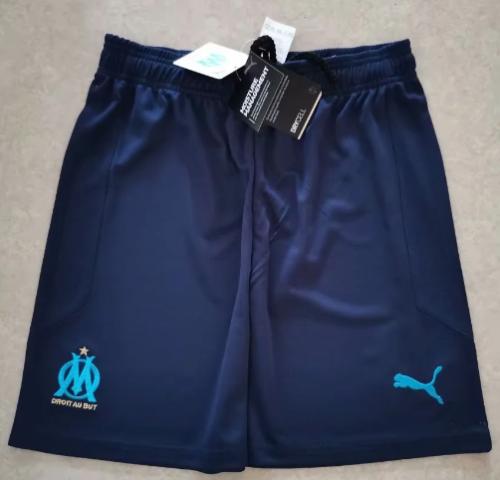 Thai Version Olympique Marseille 20/21 Away Soccer Shorts
