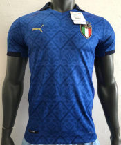 Player Version Italy 2020 Home Authentic Jersey
