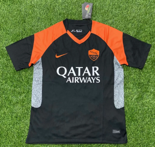 Thai Version AS Roma 20/21 Third Soccer Jersey