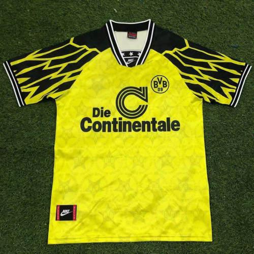Dortmund 1994-1995 Home Retro Jersey