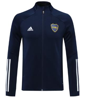 Boca Juniors 20/21 Training Jacket Navy