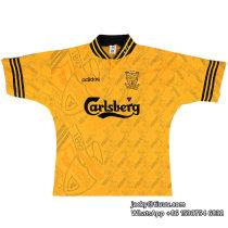 Liverpool 1994-96 Third Retro Football Jersey