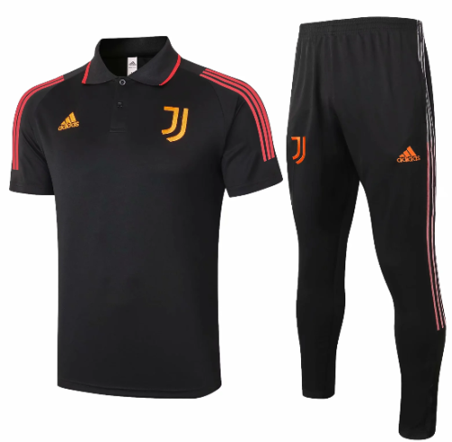 Juventus 20/21 Training Polo and Pants - C594