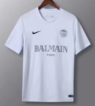 Thai Version Paris Saint-Germain 20/21 Training Jersey - White