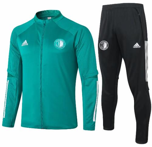 Feyenoord Rotterdam 20/21 Jacket and Pants-A379