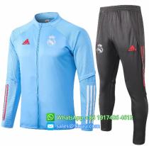Real Madrid 20/21 Jacket and Pants - A352