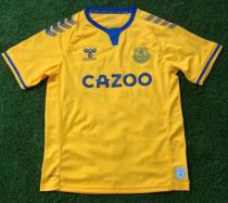 Thai Version Everton 20/21 Away Soccer Jersey