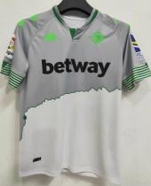 Thai Version Real Betis 20/21 Third Soccer Jersey