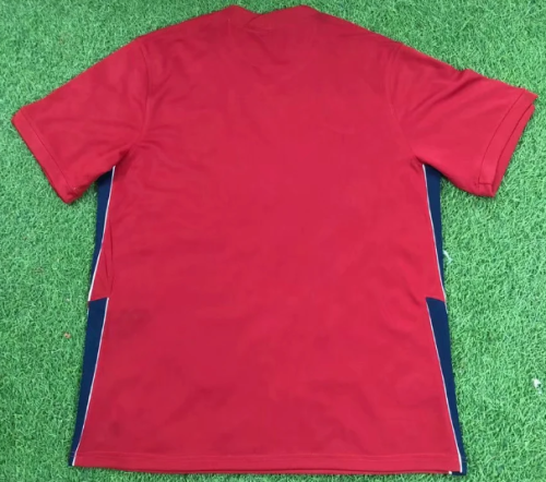 Thai Version Norway 2020 Home Soccer Jersey