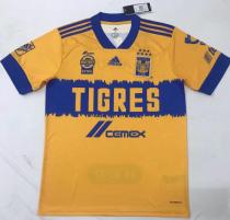 Thai Version Tigres UANL 20/21 Home Soccer Jersey