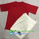 Alkmaar Zaanstreek 20/21 Kids Home Soccer Jersey and Short Kit