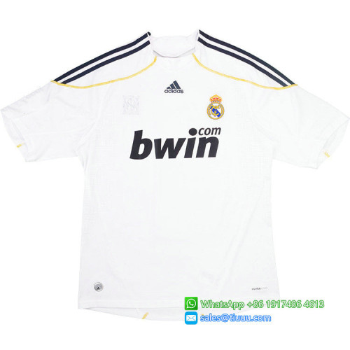 Real Madrid 2009-2010 Kaka Home Retro Jersey