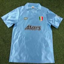 Napoli 1990-91 Home Retro Jersey