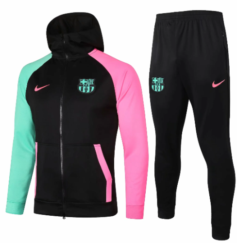 Barcelona 20/21 Hoodie and Pants -F285