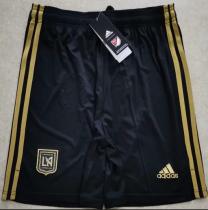 Thai Version Los Angeles FC 2020 Home Soccer Shorts