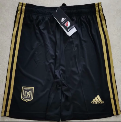 Thai Version Los Angeles FC 20/21 Home Soccer Shorts