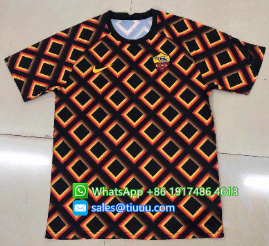 Thai Version AS Roma 20/21 Training Jersey