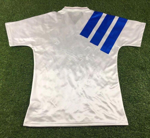 Olympique Marseille 1991-92 Home Retro Jersey