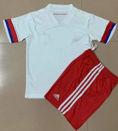 Hamburger SV 20/21 Kids Home Soccer Jersey and Short Kit