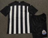 Newcastle United 20/21 Kids Home Soccer Jersey and Short Kit