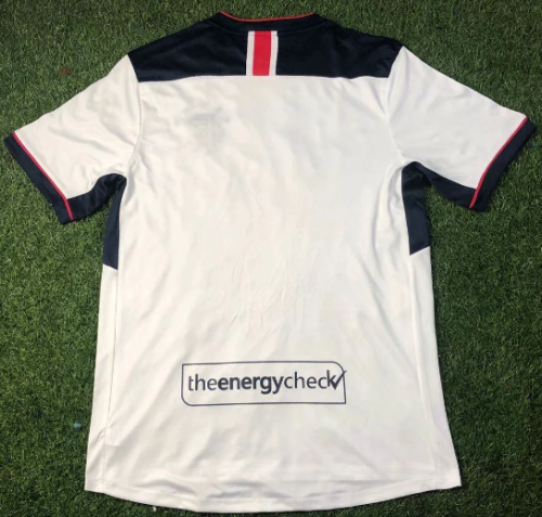 Thai Version Rangers 20/21 Away Soccer Jersey