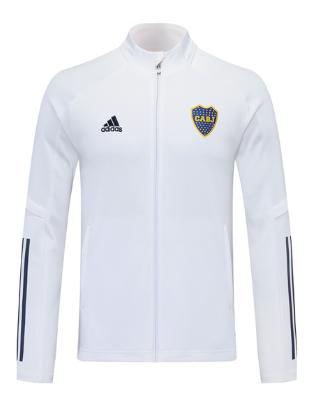 Boca Juniors 20/21 Training Jacket White