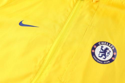 Chelsea 20/21 Windbreaker Yellow