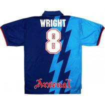 ARS 1995-1996 Away Retro Jersey #8 Wright