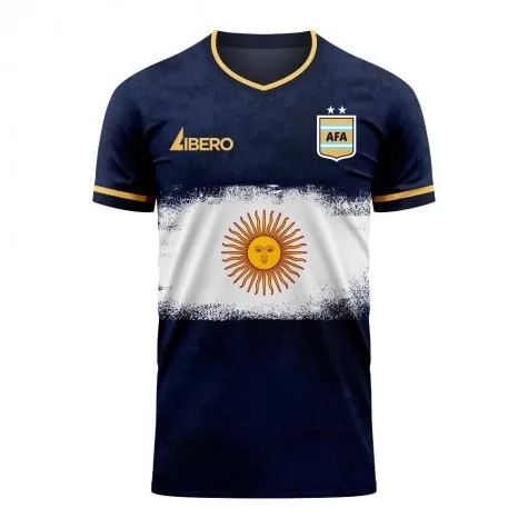 Thai Version Argentina 2020 Concept Edition Soccer Jersey