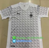 Thai Version Borussia Moenchengladbach 20/21 Home Soccer Jersey