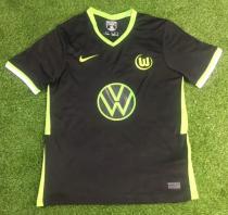 Thai Version Wolfsburg 20/21 Away Soccer Jersey