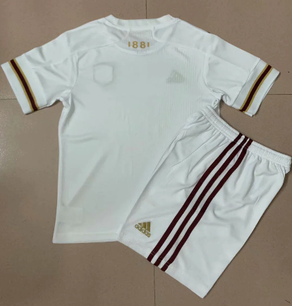Bordeaux 20/21 Kid's Away Soccer Jersey and Short Kit