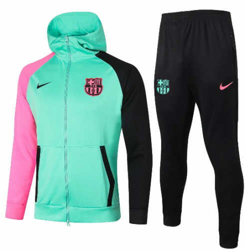 Barcelona 20/21 Hoodie and Pants -F283