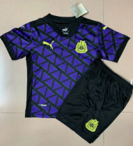 Newcastle United 20/21 Kids Third Soccer Jersey and Short Kit