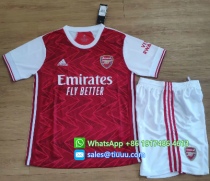 ARS 20/21 Home Soccer Jersey and Short Kit