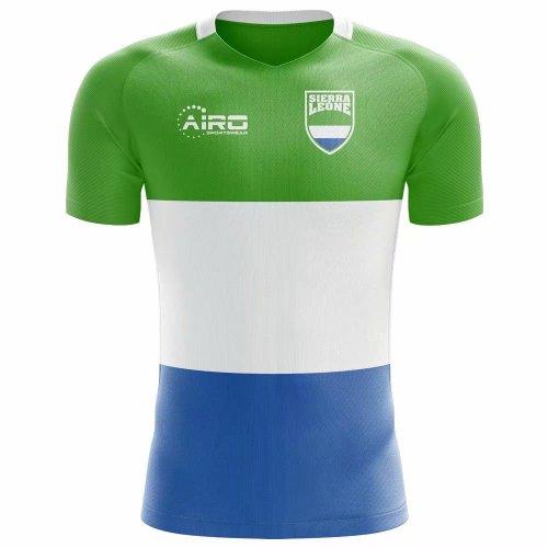 Thai Version Sierra Leone 2020 Concept Edition Soccer Jersey