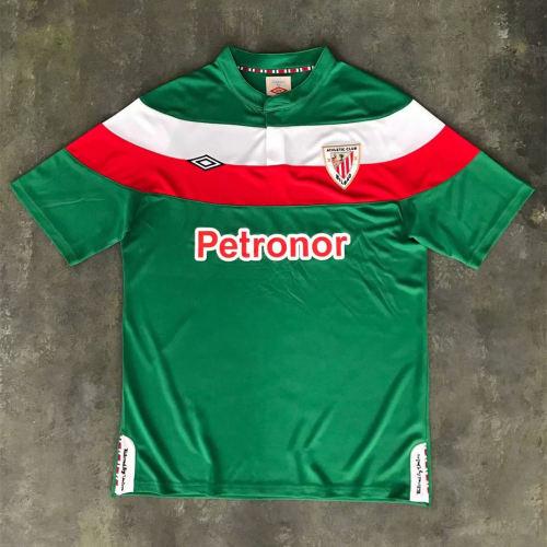 Athletic Bilbao 2011-2012 Away Retro Jersey