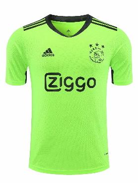 Thai Version Ajax 20/21 Goalkeeper Soccer Jersey